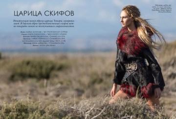 Fur coat, crocodile leather belt, all - Maison Anna Dorothea, boutique Maison Anna Dorothea.