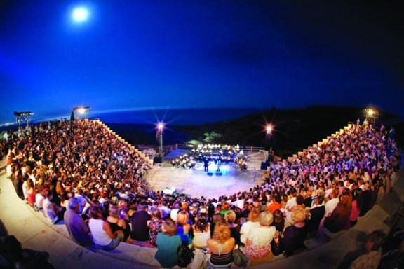 Ancient Amphitheater Kurio