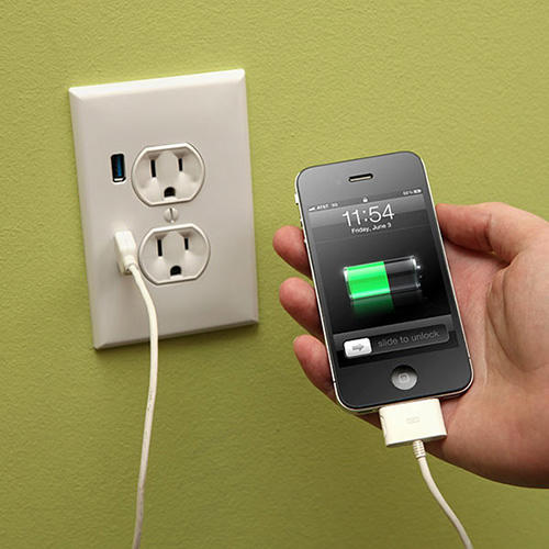 USB-Wall-Socket