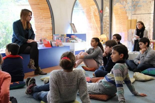 12. Le Conseil Municipal Enfants Découvre Les Services De La Mairie