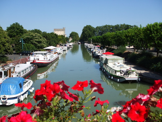 6. Port Canal Lateral Garonne