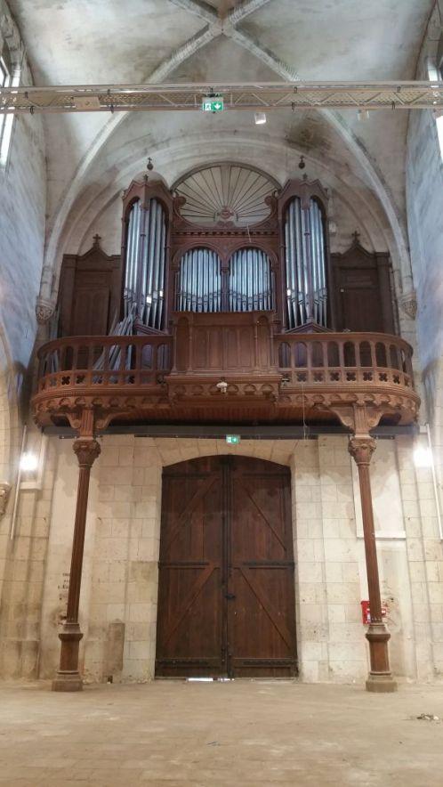 20. 2021 Buffet D'orgue Et Tribune
