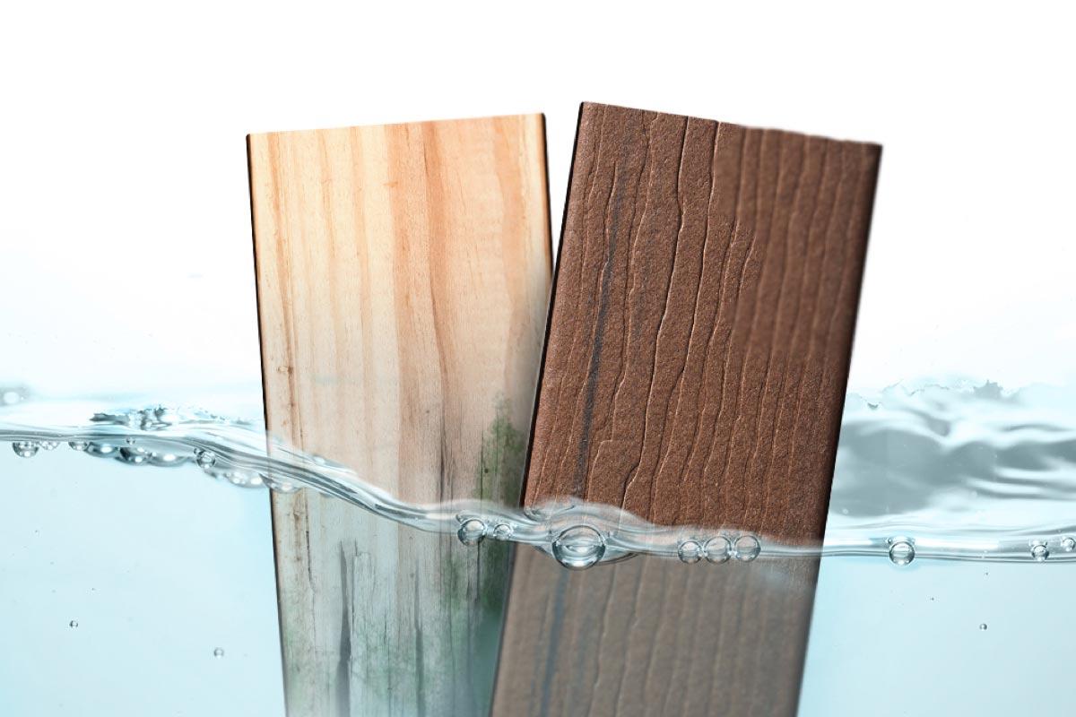 wood vs composite decking let s compare