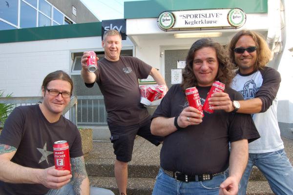 TANKARD - Moita Metal Fest 2016