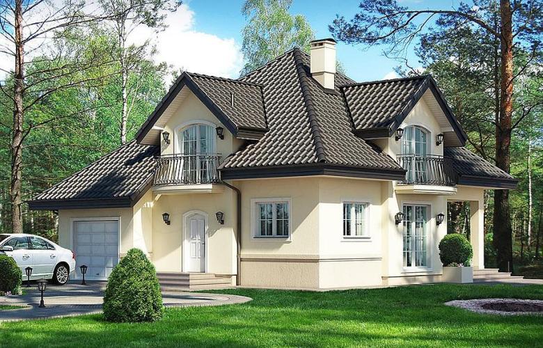 Kuća koja mi se svidela 1