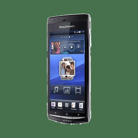 Sony Ericsson Xperia Arc - Android telefon - 01