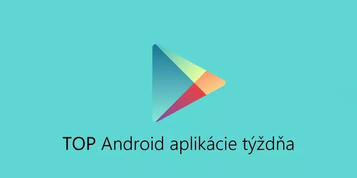 top android aplikacie