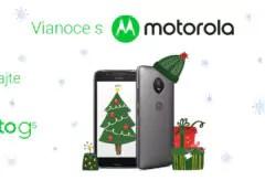 Vianoce s Motorola - Vyhrajte 5x moto g5 - TITULKA