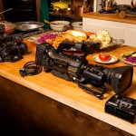 Mojave makes food related award winning programming for public television