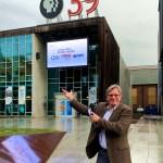 Food Over 50 host David Jackson visits PBS39 in Bethlehem, PA