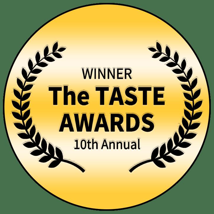 10th annual taste awards winner Food Over 50