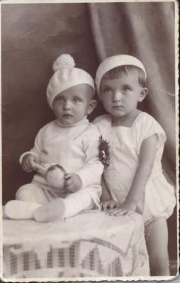 zdjęcie dzieci z 1934 roku