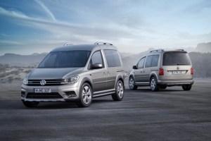 Nowy Volkswagen Caddy – Alltrack