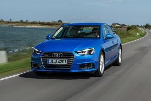 """Audi A4 samochodem roku 2016 w Wielkiej Brytanii, według magazynu """"What Car?"""""""