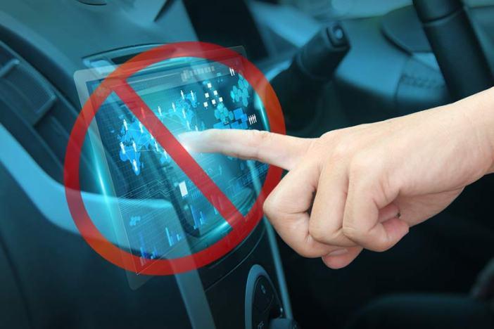 Ogranicz do niezbędnego minimum wykorzystanie elektroniki samochodowej