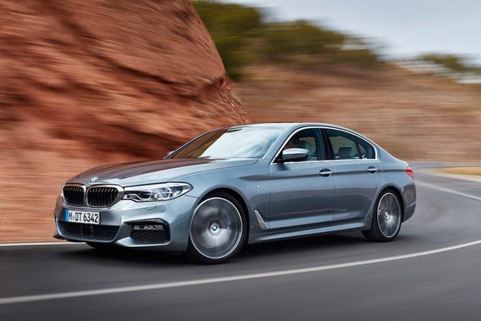 BMW serii 5 2016