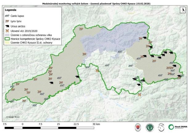 mapa monitoring seliem