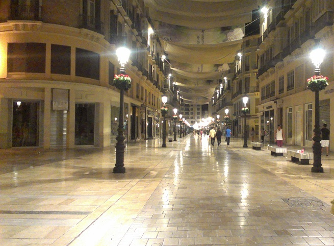 Malaga. Foto: Ivana Kovačević