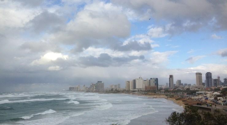 Pogled sa Jaffe na Tel Aviv. Foto: Ivana Kovačević