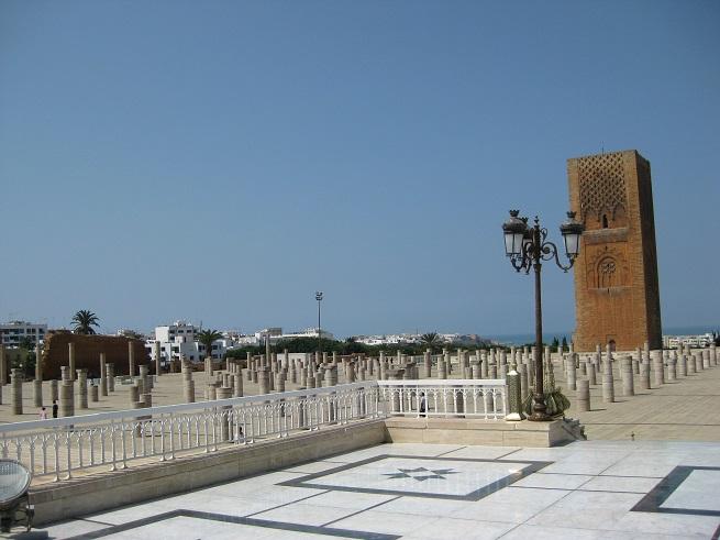 Rabat mauzolej Muhameda V Foto: Zoran Stevanović