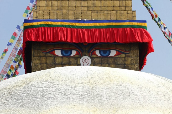 Boudhananth stupa. Foto: Ivana Kovačević
