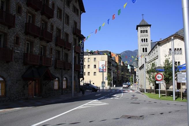 Andorra la Vella Foto: Filip Knežić