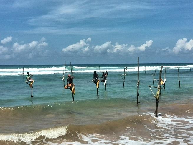 Pecanje u Indijskom okeanu Foto: Ivana Kovačević