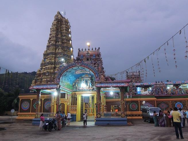 Hinduistički hram Foto: Ivana Kovačević