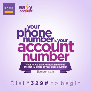 Something Easy Is Here! Your Phone Number Is Your Account Number!
