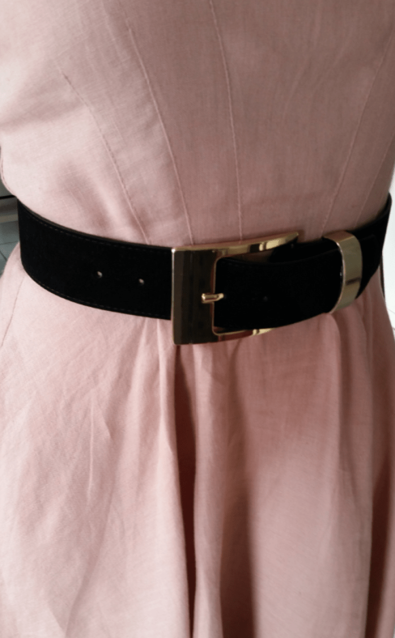 ZARA DRESS BELT