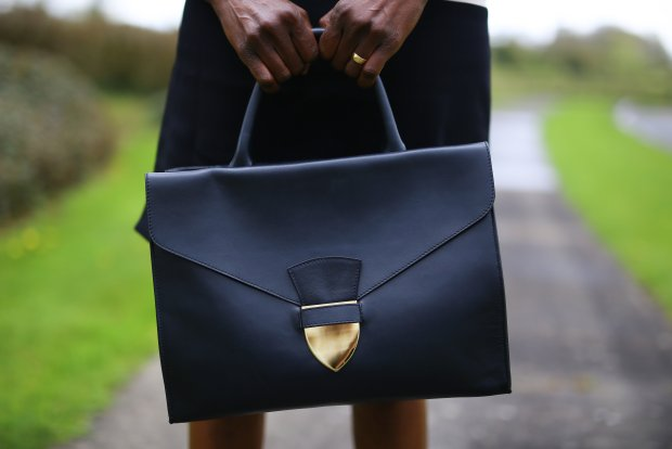 SOPHIE HULME SHIFT BAG