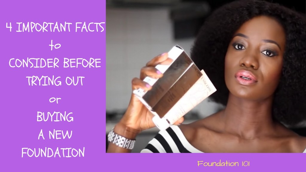 4 IMPORTANT FACTS TO KNOW BEFORE BUYING A FOUNDATION IMAGE