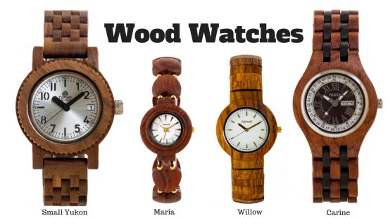 Womens Wooden Watches