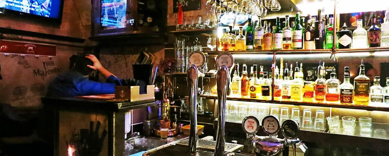 Top 5 Bars in Vilnius. Who Hit John Bar