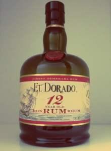 Einsteiger-Rum El Dorado 12 Years
