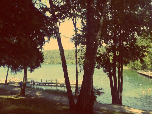 Die Grünen Seen in Vilnius laden im Sommer zum Baden ein