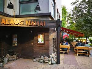 Craft Beer Vilnius. Alus Namai