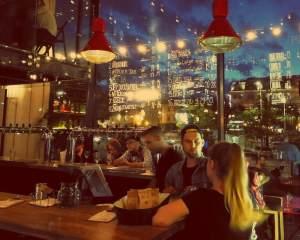 Craft Beer Bar Warschau Cuda na Kiju