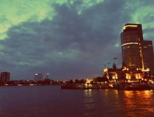 Katendrecht in Rotterdam entdecken. Hotel New York