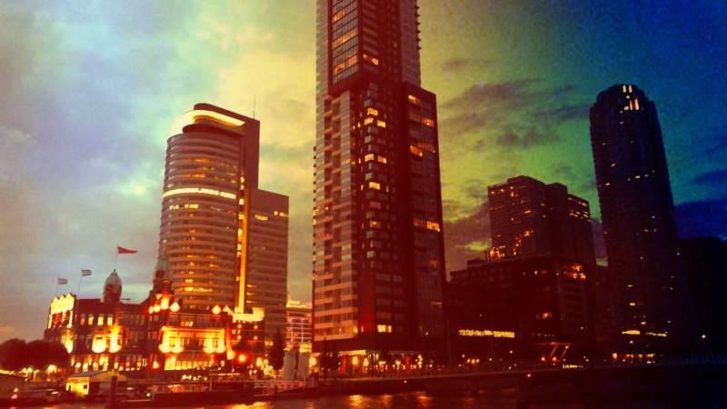 Katendrecht in Rotterdamm entdecken