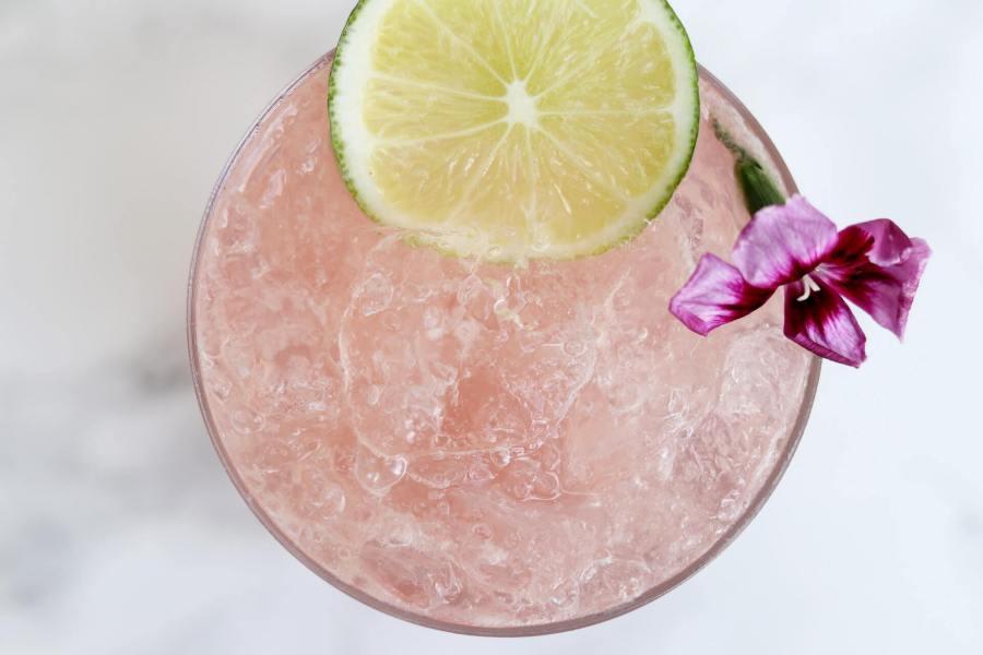 Einfache Sommer Cocktails