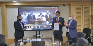 Sjvn Signs Mou With Ireda For Green Energy Projects