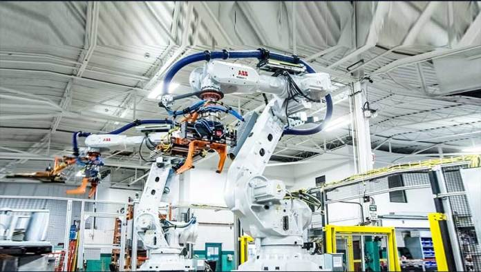 OLA to deploy ABB robotics at its electric scooters factory