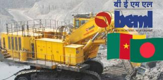 BEML bags orders from Cameroon & Bangladesh
