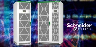 Schneider Electric extends 3-Phase Easy UPS 3L from 250 kVA to 600 kVA