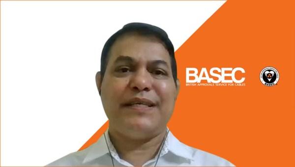 harold dsouza regional commercial manager british approvals service for cables (basec) v