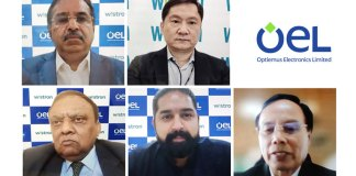 optiemus electronics inks partnership with taiwan's wistron for electronics manufacturing