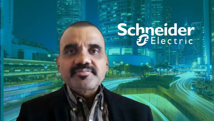 schneider electric aims 20 per cent cagr in transportation and mobility business v2