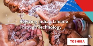 toshiba water solutions india bags contract for construction of stp in philippines