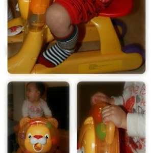 Bright Starts 3-in-1 Step & Ride Lion [Review]